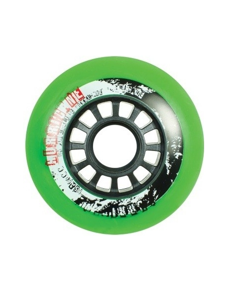 Roti Powerslide Hurricane Green 76mm/85A