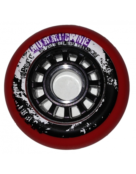 Roti Powerslide Hurricane Red 76mm/85A