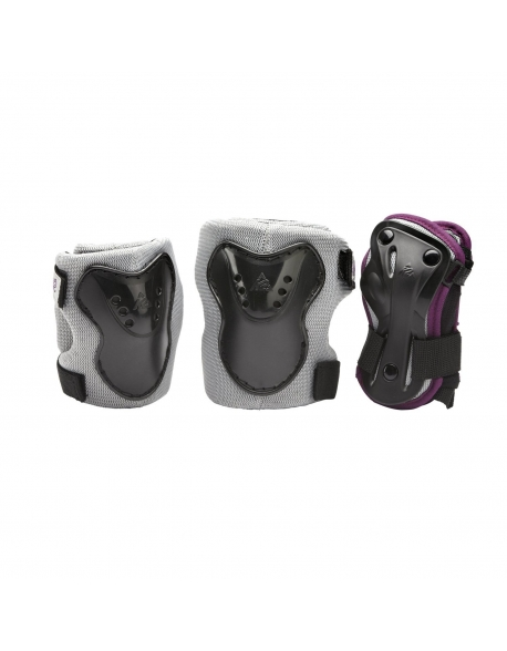 Set Protectii Copii K2 Charm Pro Girls