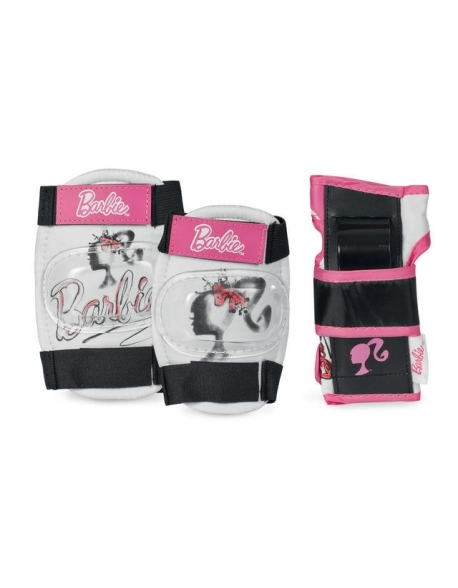 Set Protectii Copii Barbie Fashion Sketch