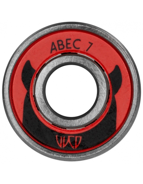 Rulmenti Wicked ABEC 7 - Set 16 buc