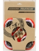 Roti Powerslide Hurricane Red 72mm/85A