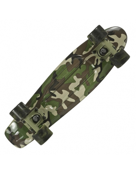 Skateboard Juicy Susi Camo