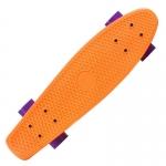 Skateboard Choke Shady Lady Neon Orange