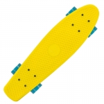 Skateboard Choke Shady Lady Neon Yellow
