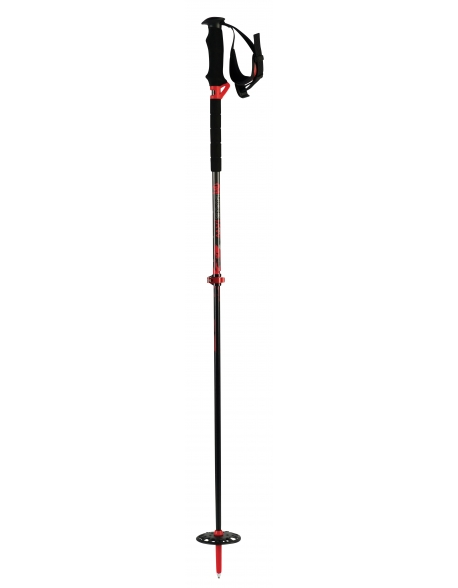 Bete Schi Freeride/Tura K2 LockJaw Carbon Red 105-145cm