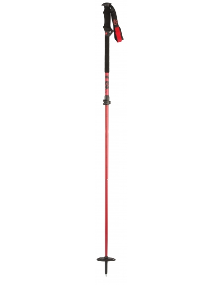 Bete Schi Freeride/Tura K2 LockJaw SpeedLink Red 105-145cm 016