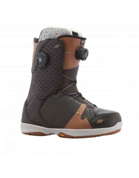 Boots K2 Contour Black 016