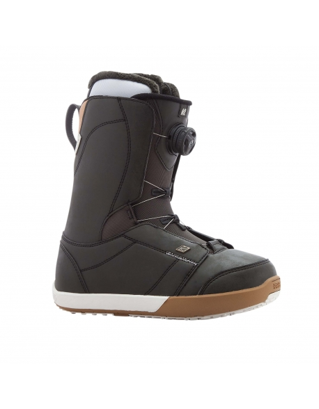 Boots K2 Haven Black/Brown