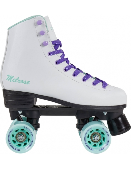 Patine cu rotile Playlife Melrose White