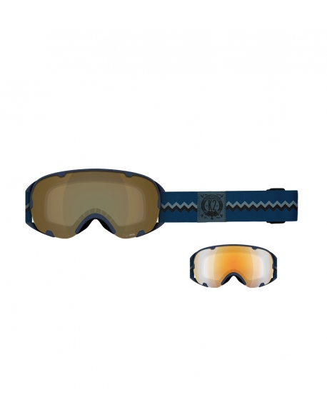 Ochelari K2 Scene Z Navy Tribe Bronzed Forest/Sonar Light