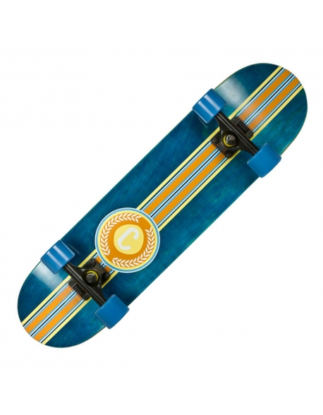 Shortboard Choke Blue Stripe