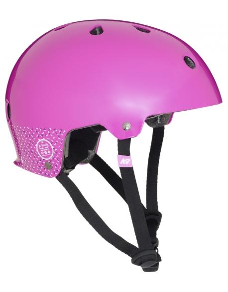 Casca K2 Varsity Jr Pink
