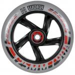 Roti Trotineta Worx 100mm/90A + rulmenti Wicked Abec 5