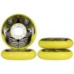 Roti Undercover FSK/Powerblading Tiger Bullet 80mm/86A Yellow