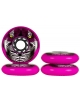 Roti Undercover FSK/Powerblading 80mm/88A Pink