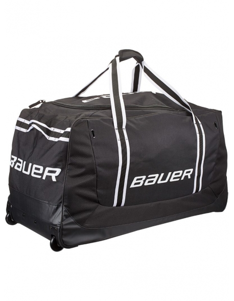 Geanta Hockey Bauer Wheel 650 Black