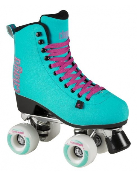Patine cu rotile Chaya Melrose Deluxe Turquoise