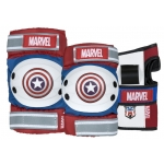 Set Protectii Copii Marvel Disney Captain America