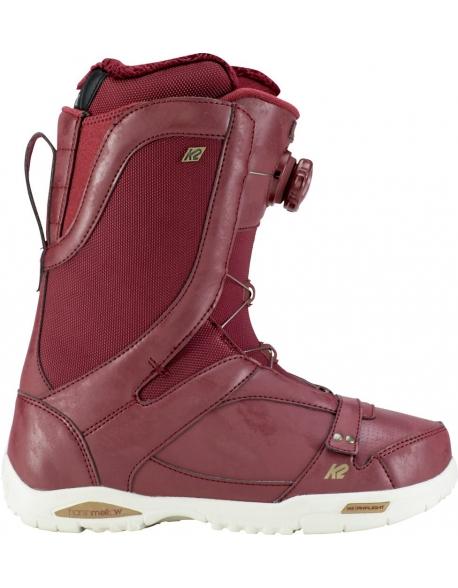 Boots K2 Sapera Plum 018