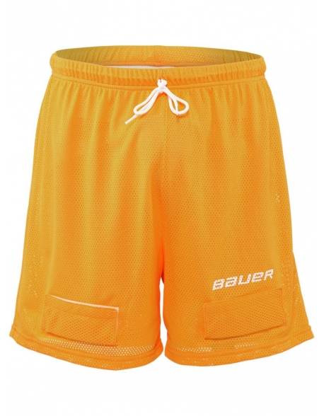 Short Bauer Core Mesh Jock Junior