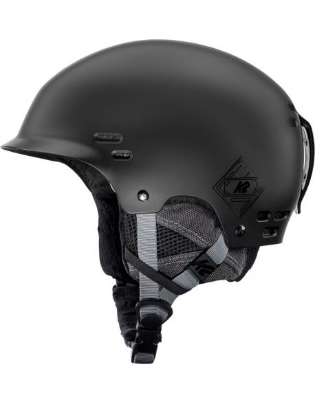 Casca K2 Thrive Black 018