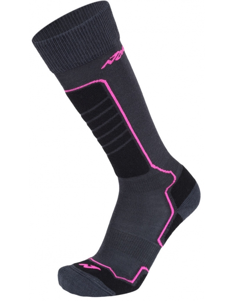 Sosete Nordica All Mountain Anthra/Black/Pink