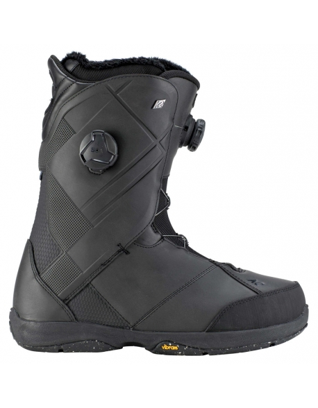 Boots K2 Maysis Black Wide 018