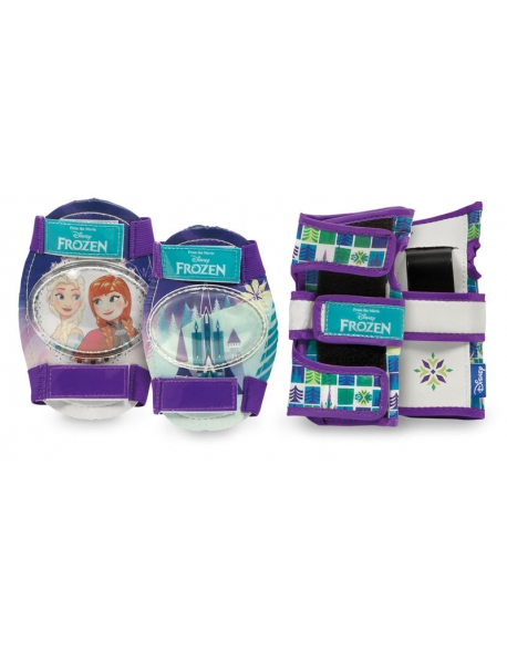 Set Protectii Copii Frozen Magic