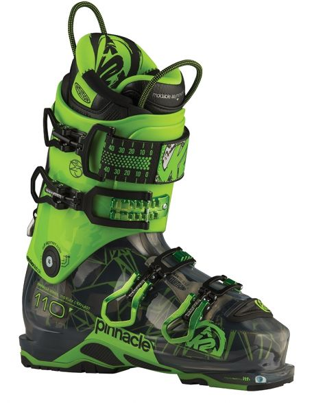 Clapari Freeride/Tura K2 Pinnacle 110