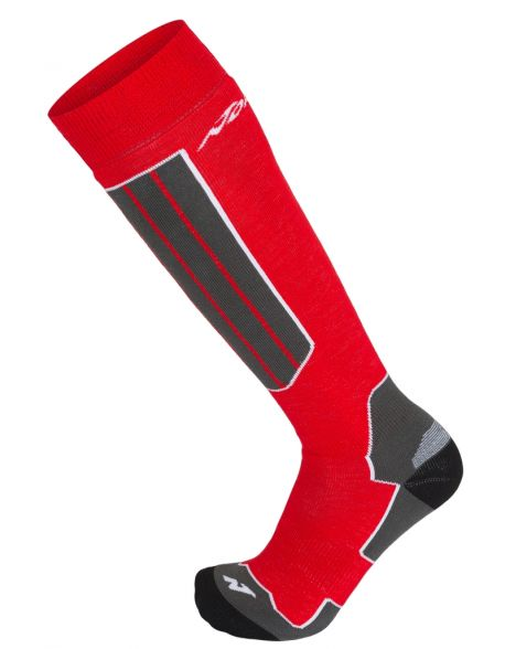 Sosete Nordica All Mountain Comfort Red/Grey