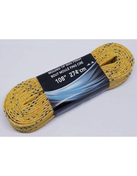 Sireturi Hochei Bauer Yellow Cerate 274cm