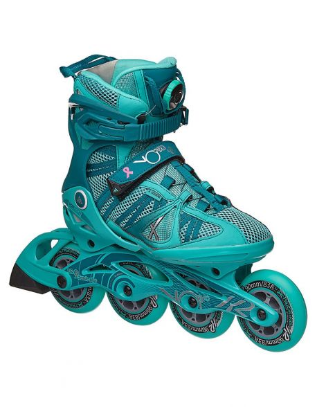 Role K2 VO2 90 Boa Women Turquoise
