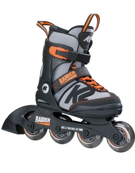 Role Copii K2 Raider Grey-Orange