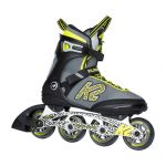 Role K2 Flight 84 Men Black-Green