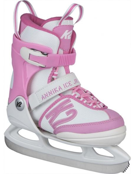 Patine Copii K2 Annika Ice Pink-White