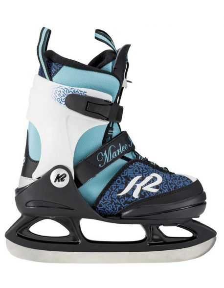 Patine Copii K2 Marlee Ice White-Blue
