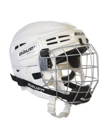 Casca Hochei Bauer Prodigy Combo White Youth