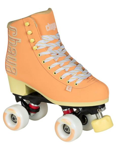 Patine cu rotile Chaya Melrose Elite Peach&Cream