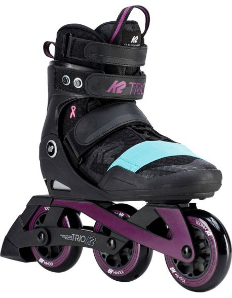 Role K2 Trio 100 Women Black-Purple