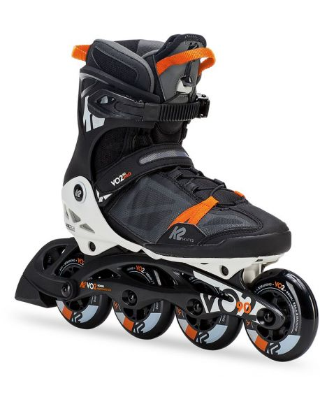 Role K2 VO2 90 Pro Men Black-Orange
