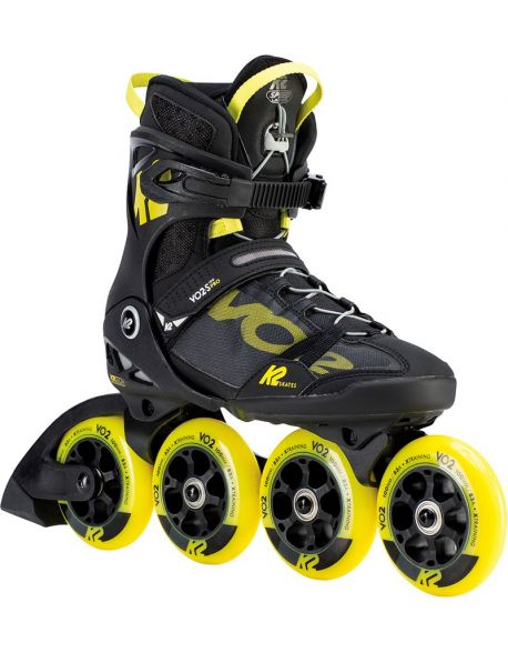 Role K2 VO2 S 100 Pro Men Black-Yellow