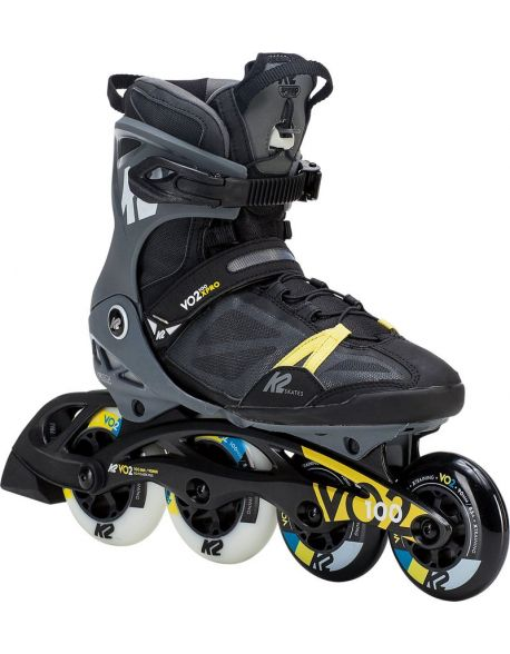 Role K2 VO2 100 X Pro Men Black-Yellow