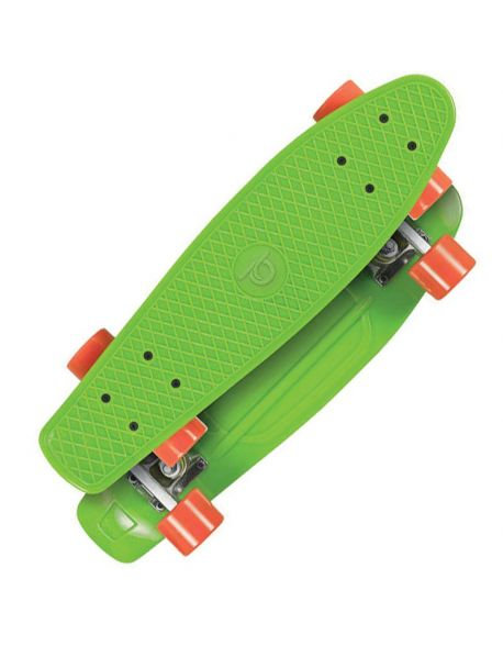 Skateboard Playlife Vinyl Green