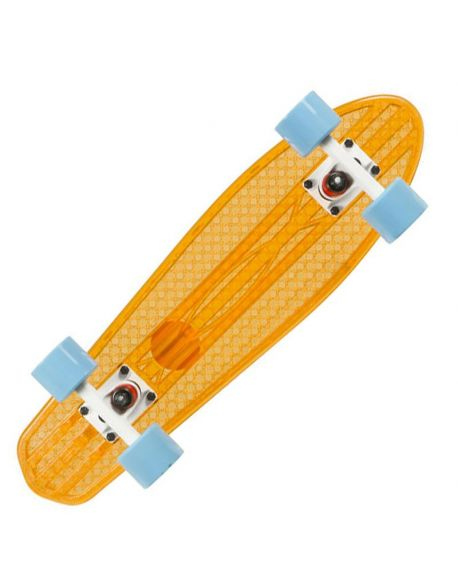 Skateboard Choke Juicy Susi Dirty Harry Clear Orange