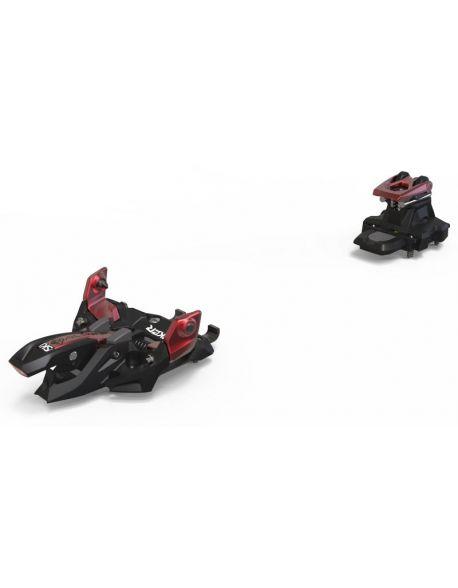 Legaturi Schi de Tura Marker Alpinist 12 Black-Red