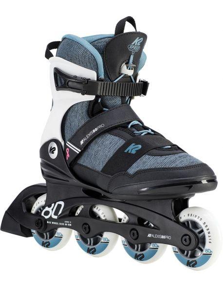 Role K2 Alexis 80 Pro Steel Blue