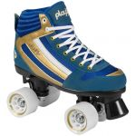 Patine cu rotile Playlife Groove Blue