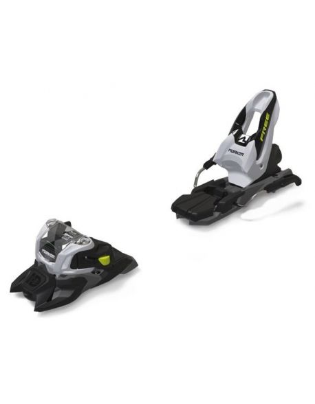 Legaturi Schi Freeride/Freestyle Marker Free Ten ID Black-White 85mm