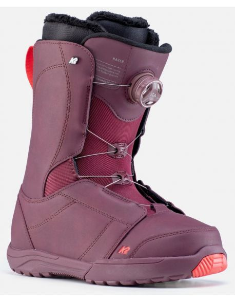 Boots K2 Haven Burgundy